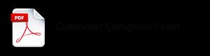customer complain form